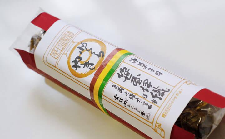 京都・東寺の笹屋伊織どら焼